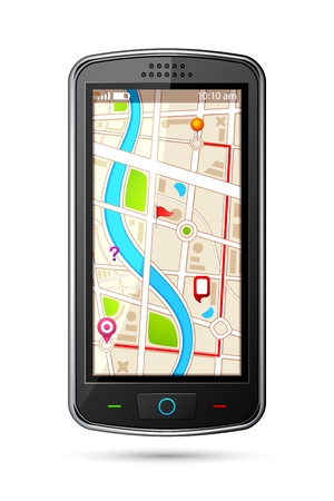 gps device: GPS Navigation Device