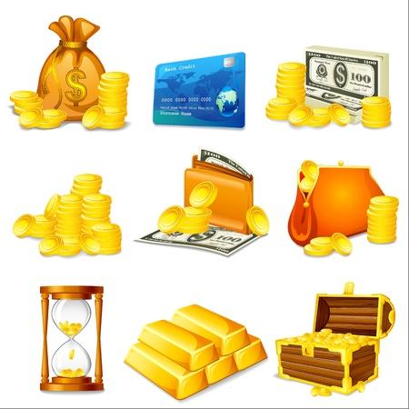 cofre del tesoro: Negocios y Dinero