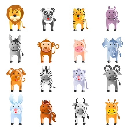 Animals Stock Vector - 18181356