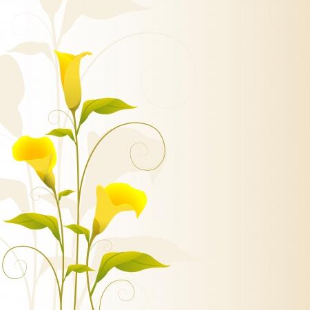 Flower Design Stock Vector - 18212607