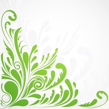 Colorful Floral Stock Vector - 18212602