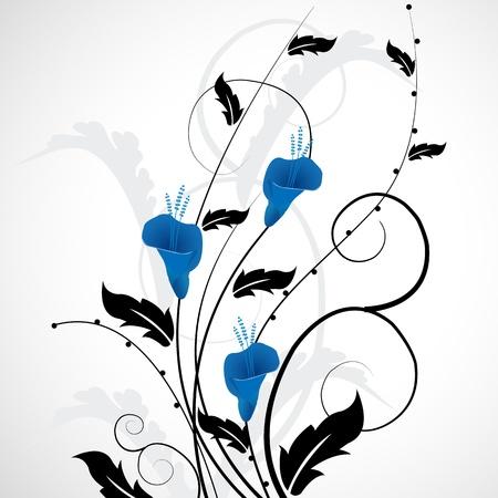 Flower Design Stock Vector - 18212611