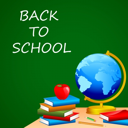 Back to School Stock Vector - 18212643