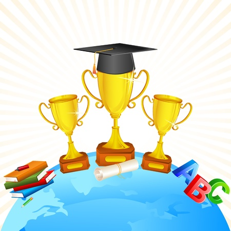 Global Education Stock Vector - 18212718