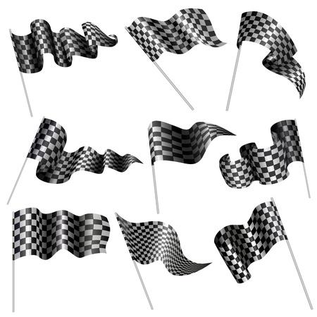 rallying: Checkered Flag