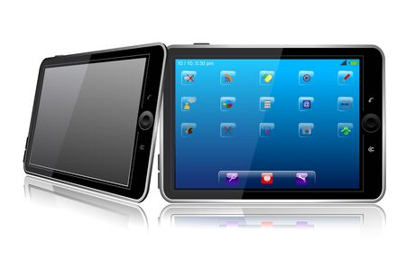 Touch Tablet Stock Photo - 18519459