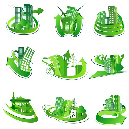 Building Icon Stock Vector - 18519469