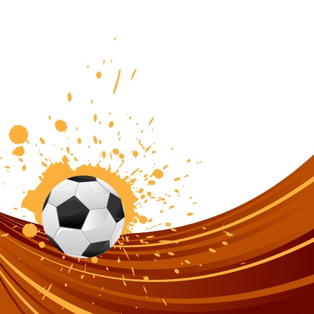 Soccer Ball Stock Vector - 18810753