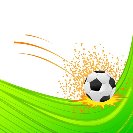 Soccer Ball Stock Vector - 18810804