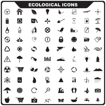Ecological Icon Stock Vector - 19372674