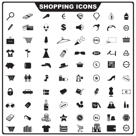 cart cash: Shopping Icon