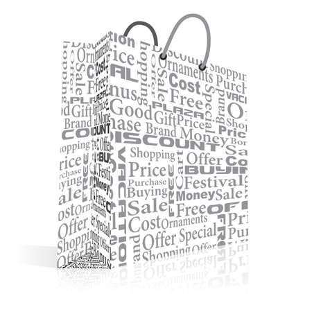 Shopping Bag Stock Photo - 19658977