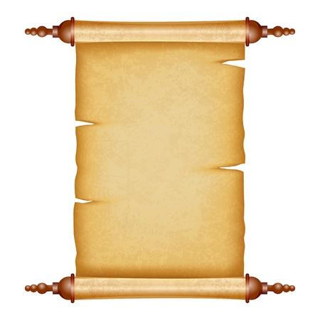 papiro: Scroll Vintage