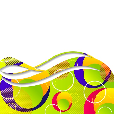 Abstract Background Stock Vector - 19658950