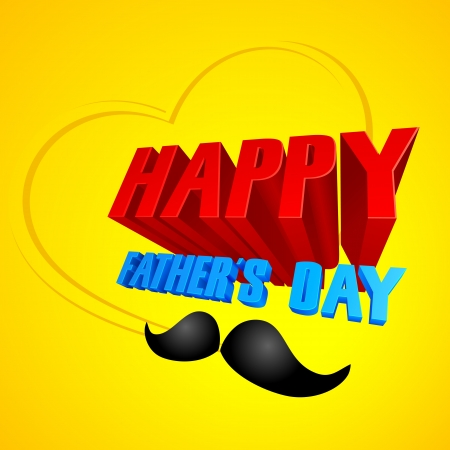Happy Father s Day Background Stock Vector - 19721179