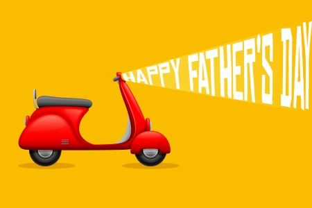 Happy Father s Day Background Stock Vector - 19721194