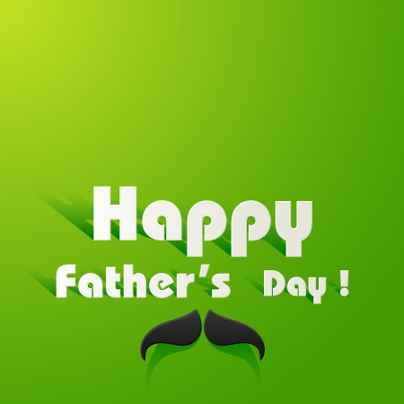 Happy Father s Day Background Stock Vector - 19721177