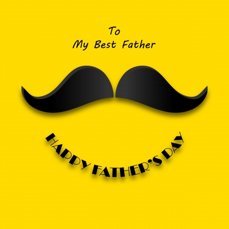 Happy Father s Day Background Stock Photo - 19721190