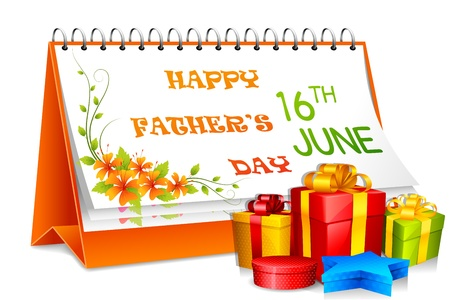 Father s Day Gift Vector