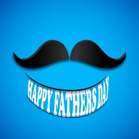 Happy Father s Day Background Stock Vector - 19869060