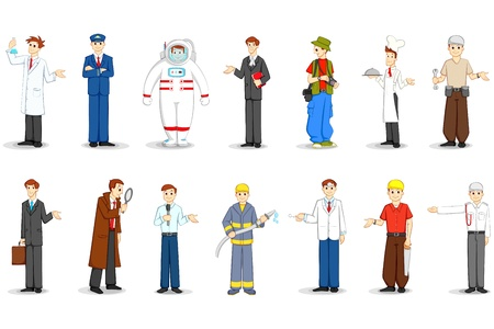 medical staff: Different Proffessional