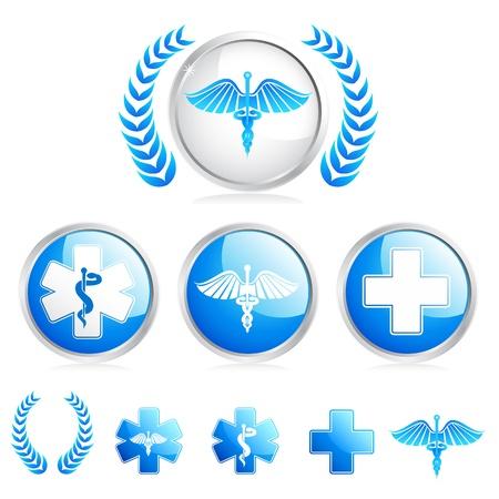 medical symbol: M?dico del s?mbolo
