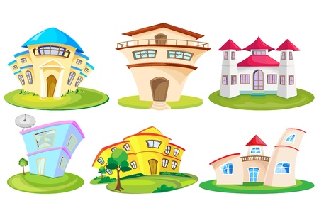 House and Building Stock Photo - 21086290