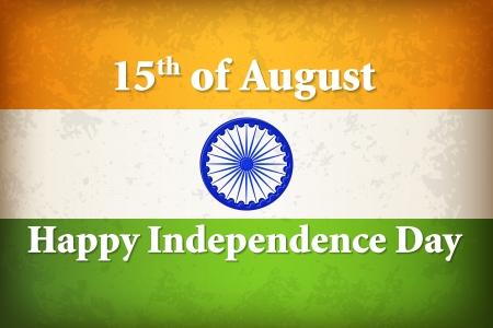 ashok: Indian Independence Day Illustration