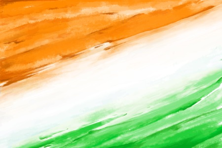 independence day:  Indian Flag