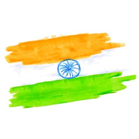 chakara:  Indian Flag