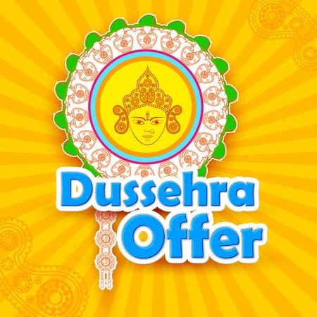 dussehra: Dussehra Offer with goddess Durga