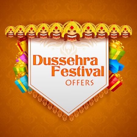 dussehra: Ravana for Dussehra Festival Offer