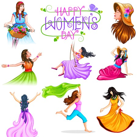 womens day: Happy Womens Day