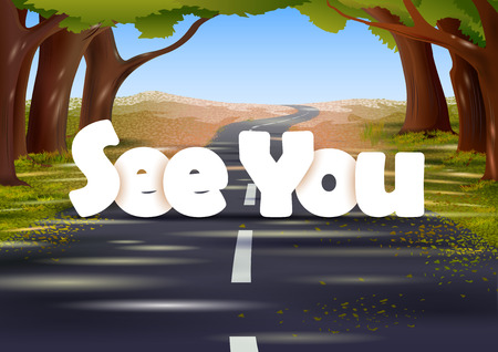 again: See you wallpaper background
