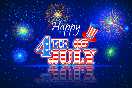 4th: 4th of July wallpaper background