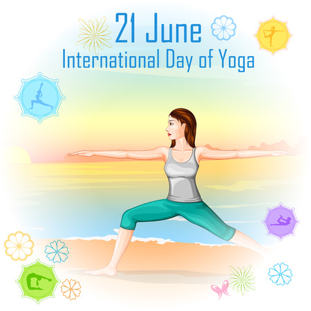 physical therapy: International Yoga Day