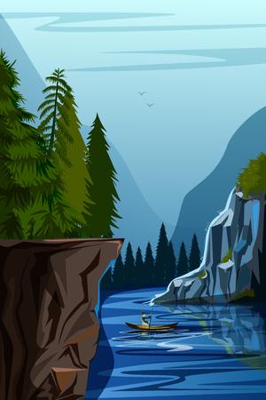 sky: Nature Landscape scenery Background Illustration
