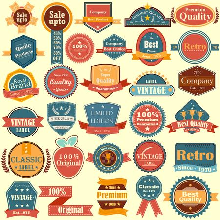 Autocollant étiquette de vente et de promotion pour publicité