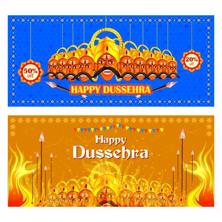 dashamukha: Ravana in Happy Dussehra Festival Offer