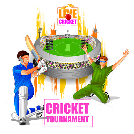 Cricket Player High Resolution Stock Photography and Images - Alamy