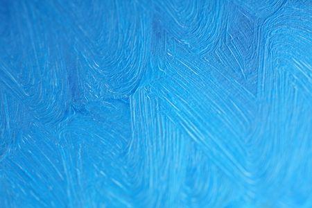 oil paints: Antecedentes - Azul petr�leo pinturas sobre lienzo. Foto de archivo