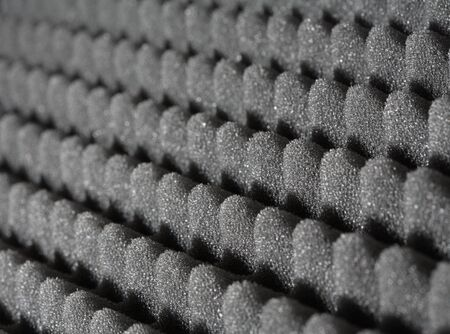 bumpy: Bumpy open-cell foam rubber. Short depth-of-field.