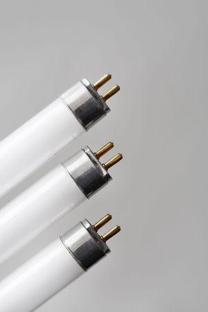 tubos fluorescentes: Con tubos fluorescentes T5-conectores