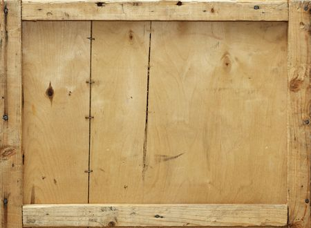 Detail of an old wooden crate, suitable for background Stock Photo - 6722719