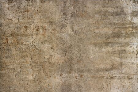 gritty: Very sharp brown grunge concrete texture Stock Photo