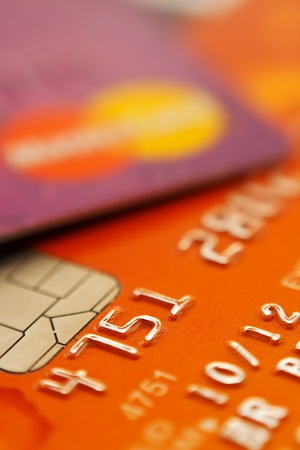 chip and pin: Plastic Bank cards with focus on the Chip and pin security device