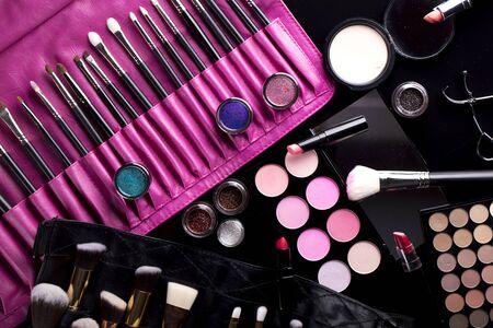 Artist make-up Фото со стока