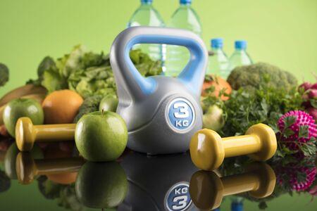 equipment: Fitness equipment Stock Photo