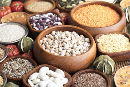 food additives: Spicess Stock Photo