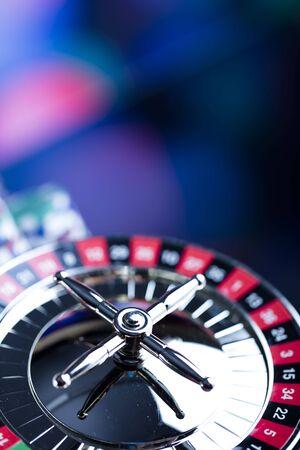 Casino Reklamní fotografie